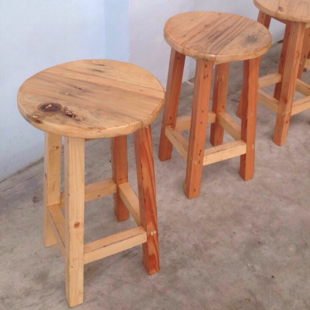 Kursi Stool Kursi Cafe Jati Belanda Shopee Indonesia