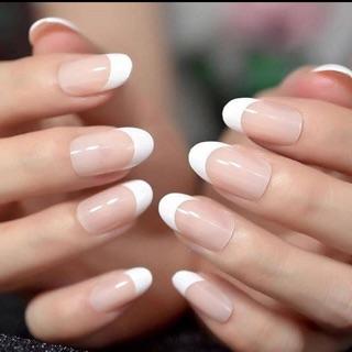 Kuku palsu french nail oval thumbnail