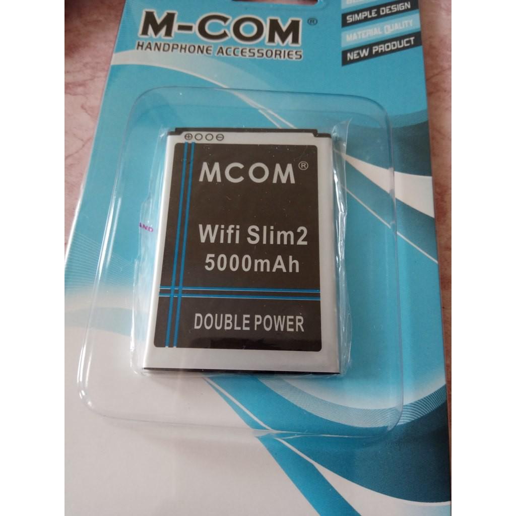 Baterai Double Power Modem Mifi Wifi Smartfren Andromax M2y Battery Vizz Mi Fi Batre Batery Shopee Indonesia