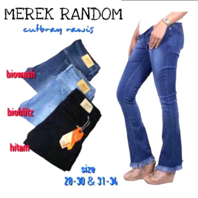 celana jeans cutbray wanita - Temukan Harga dan Penawaran Jeans Online  Terbaik - Pakaian Wanita November 2018  bc6595750c