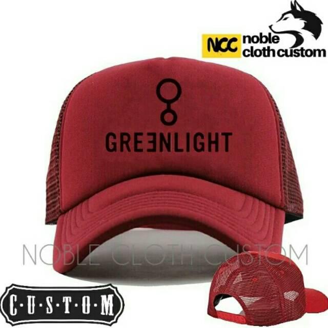 Topi GreenLight ariel Noah Asli  1e742fc889