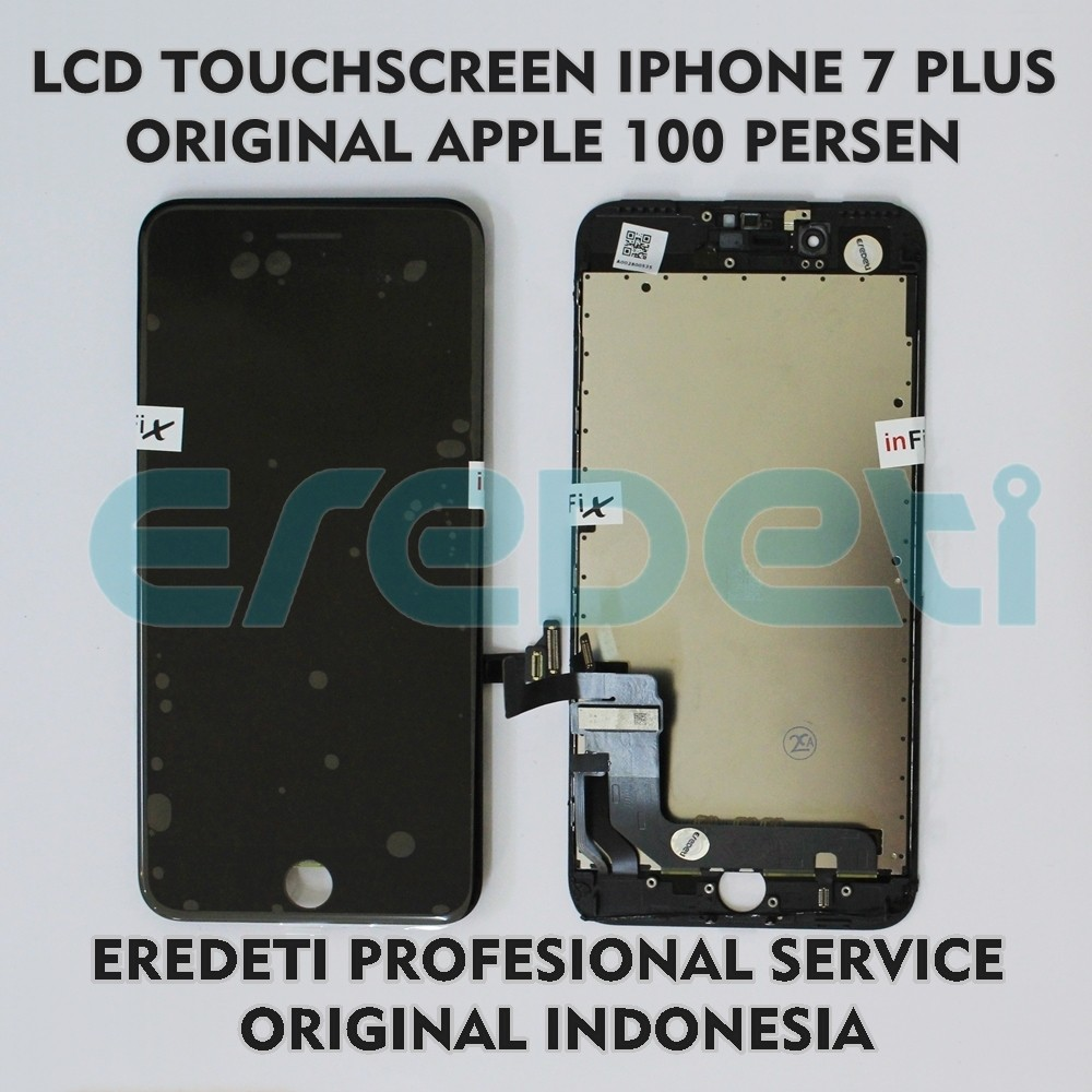 Front Camera / Kamera Depan Flex iPhone 7 Plus / 7+ Original. Spare part Apple | Shopee Indonesia