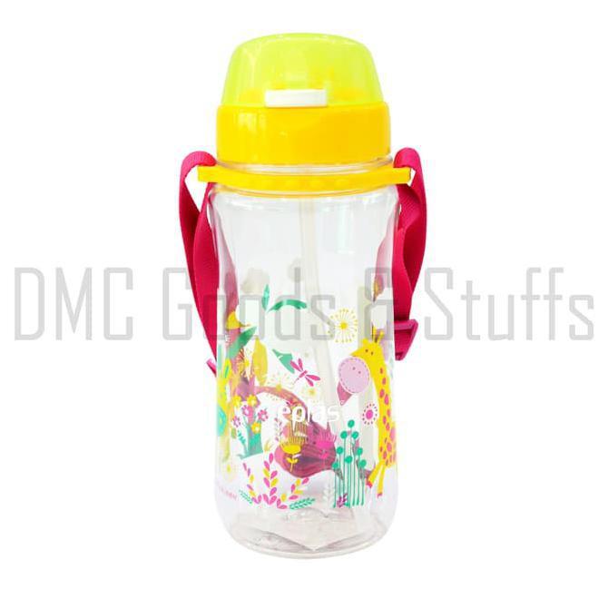 b447b2c95e0 Botol Minum Tuang (Tanpa Sedotan) Anak 600Ml Disney Ori Mickey Minnie