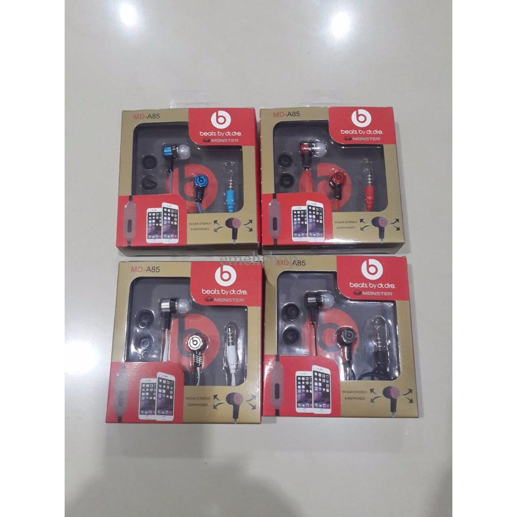 Murah Earphone Handsfree Resong W3 By Vivan Ori Shopee Indonesia Warna Putih Hf Earpod Headset