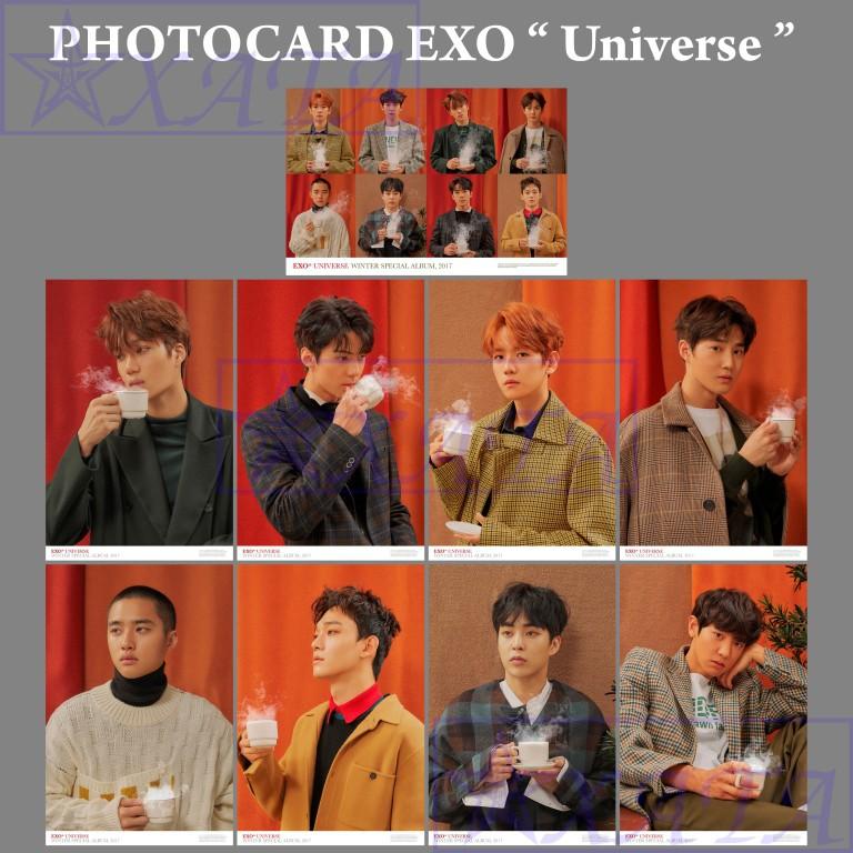 Unduh 930 Koleksi Gambar Exo Universe Terbaru