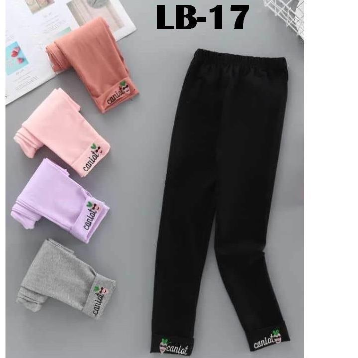 St Kt034 Import Celana Legging Anak Premium Leging Anak Impor Celana Legging Impor Pakaian Anak Shopee Indonesia
