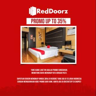 Voucher Diskon Reddoorz Up To 35 Shopee Indonesia