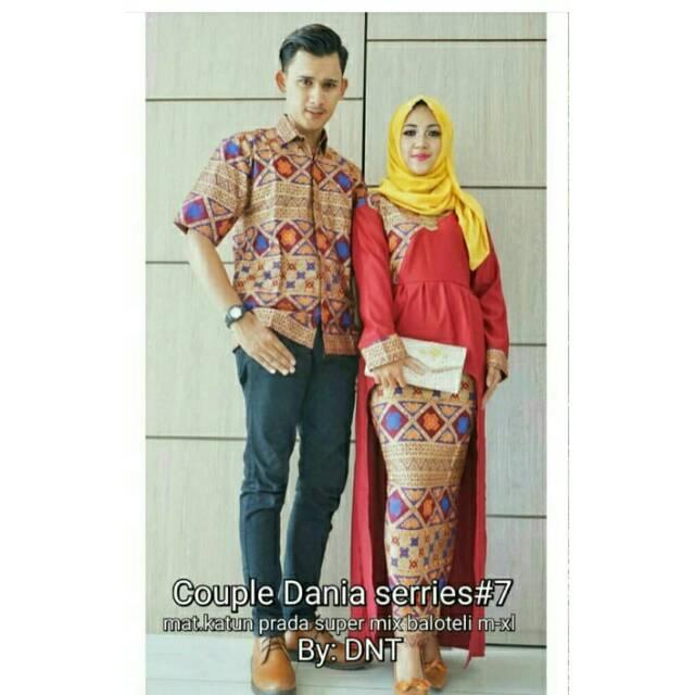 Termurah! Couple Batwing Marun Goldcilia . e575a66783