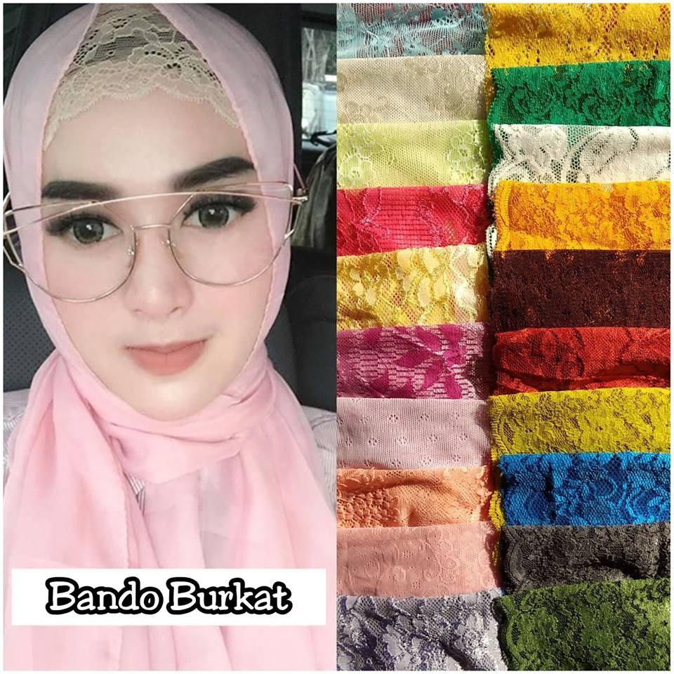 Grosir Mint 1kodi Inner Rajut Zigzag Ciput Ter Brukat Cantik Dalaman Jilbab Kekinian Anpus Shopee Indonesia
