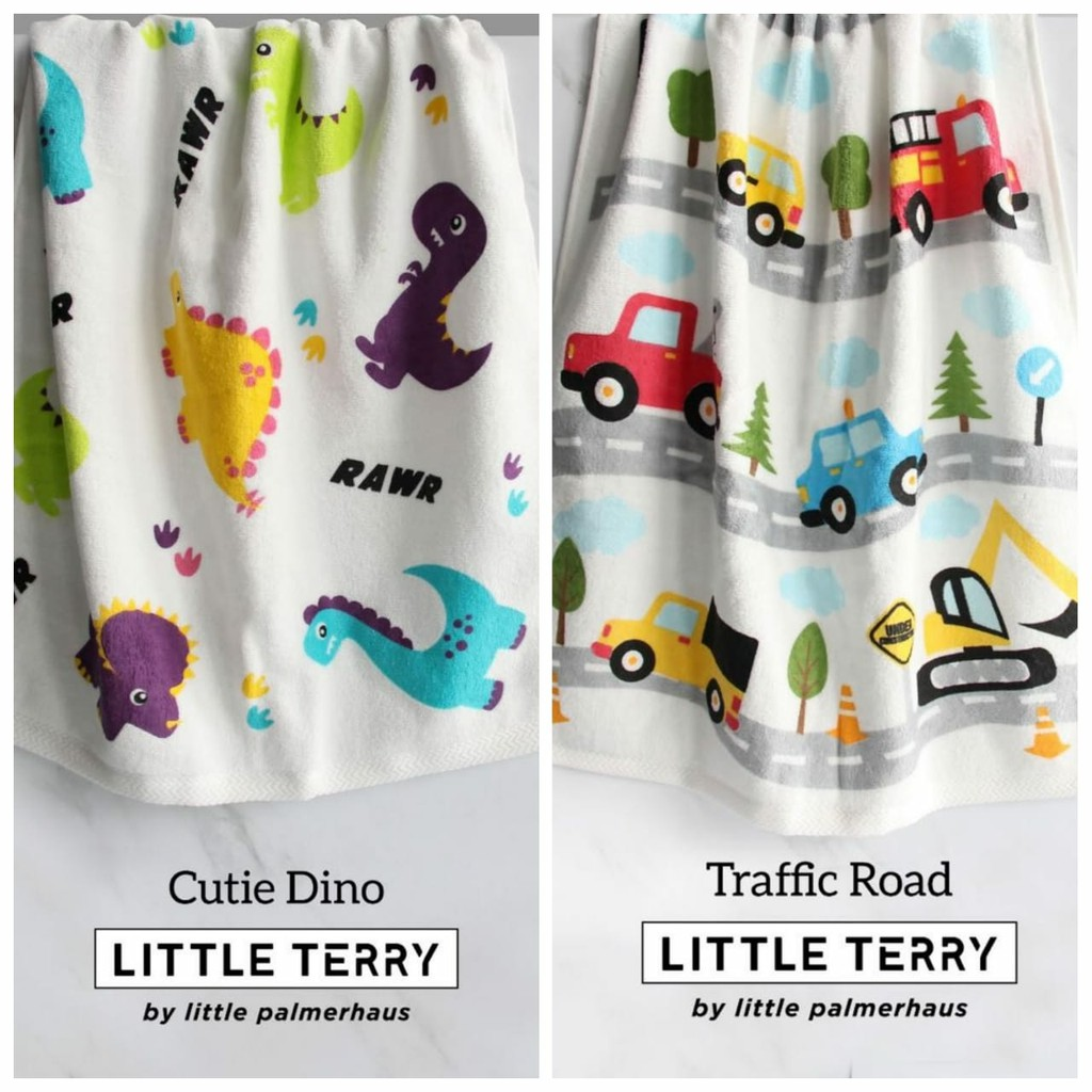 Info Harga Little Palmerhaus Tottori Baby Towel Alphabets Update Kintakun Sprei Golden Leaf 180 X 200 B4 King Raspberry Handuk Bayi Premium Terry By 50x100cm Shopee Indonesia