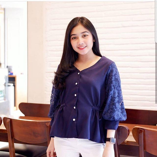 dalam+wanita+atasan+blouse - Temukan Harga dan Penawaran Online Terbaik - Oktober  2018  538e653438