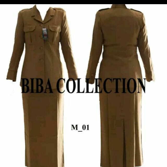 Model Baju Pns Wanita Berjilbab Model Baju Terbaru 2019