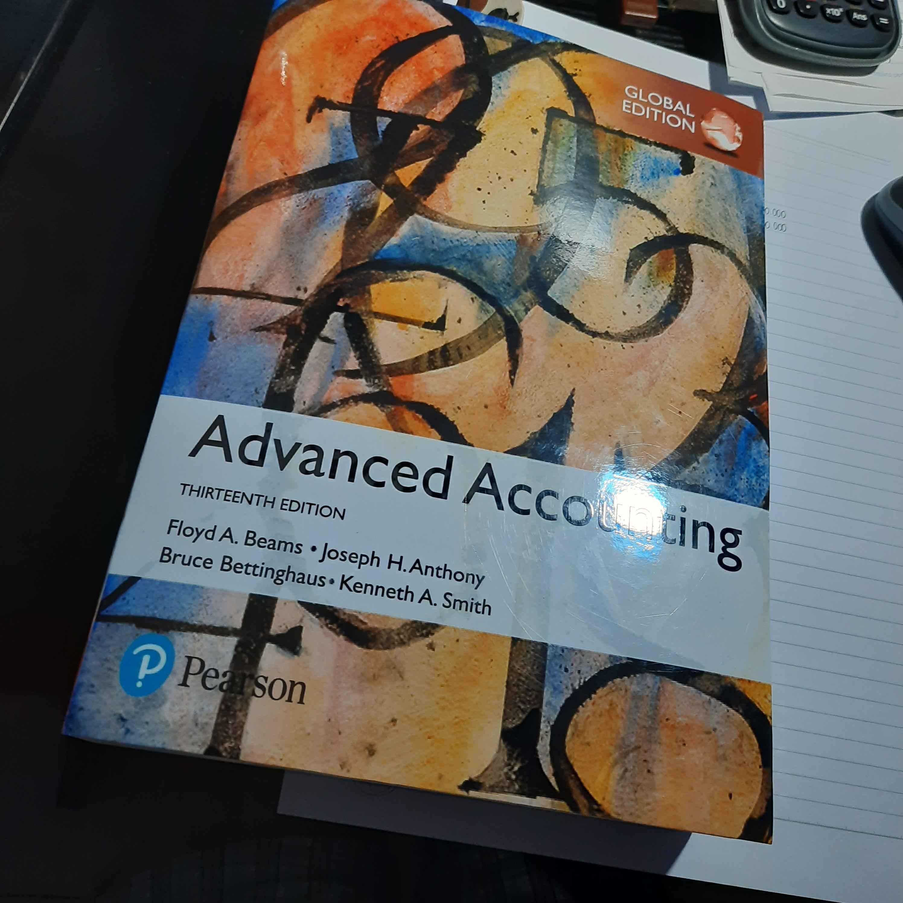 Kunci Jawaban Advanced Accounting Beams 13th Edition Pdf Guru Galeri