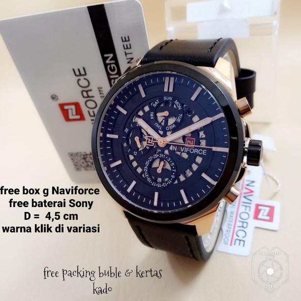 jam tangan naviforce - Temukan Harga dan Penawaran Online Terbaik - Jam  Tangan Februari 2019  497f6d6c44