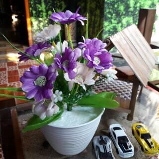 banting harga) bunga hias plastik mini   bunga hias plastik murah ... cca870fce8