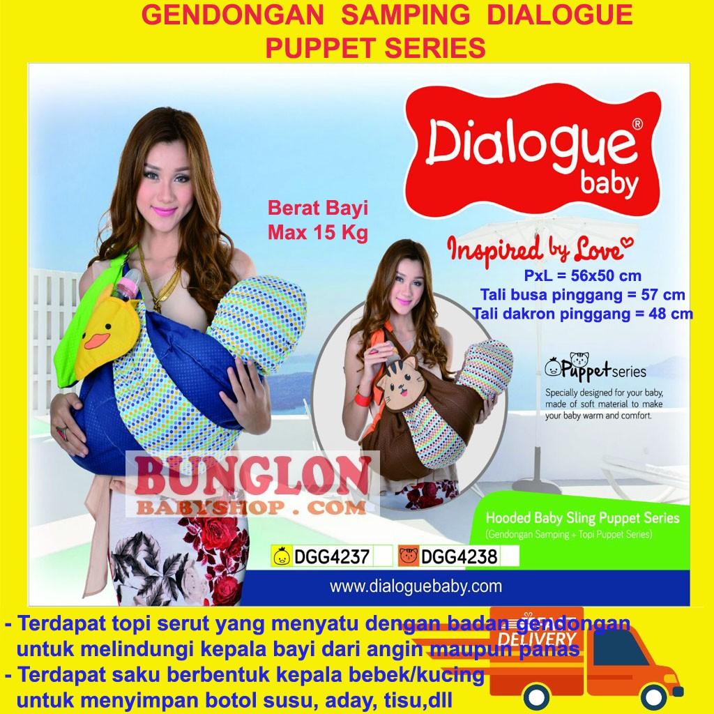 Gendongan Bayi Depan Dialogue Baby 2 in 1 Sailor Series DGG-4236 | Shopee Indonesia