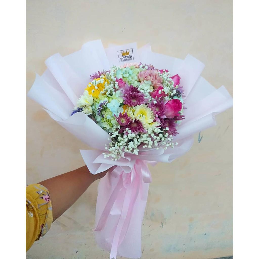 Buket Bunga Anniversary Medan Shopee Indonesia