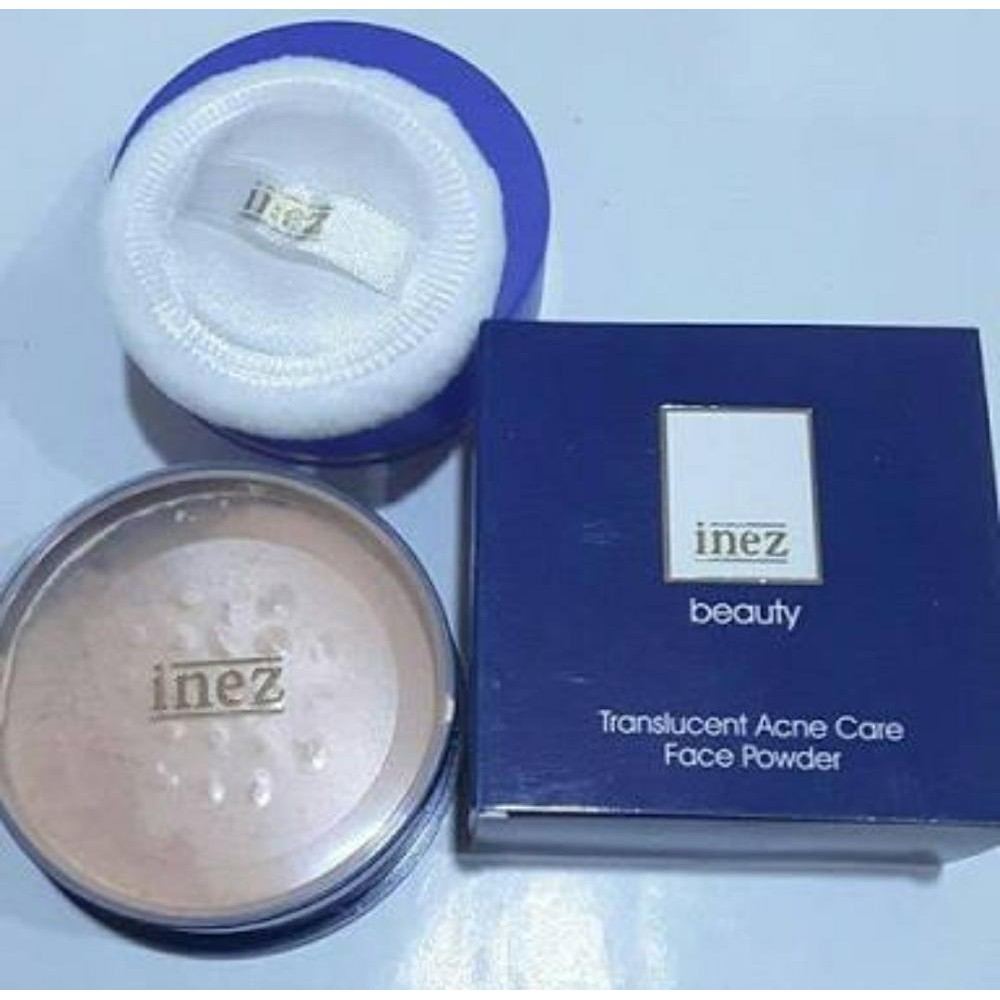 Inez Face Powder Shopee Indonesia Compac Refill