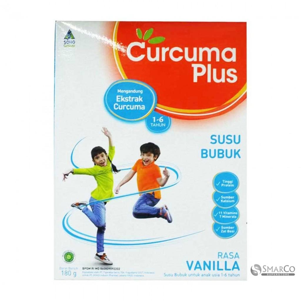 Curcuma Plus Ekstrak Vanila 350 Gr Box Shopee Indonesia Nutrilon Royal 3 Susu Pronutra Soya 350gr Khusus P Jawa