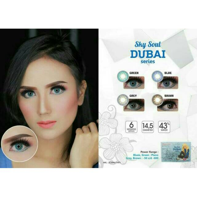 Softlens Sky Soul Dubai Normal Only   Soflens Korea  2f57dedf47