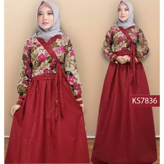 Baju Muslim Hanbok Ala Korea Shopee Indonesia