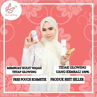 Paket Cream Pemutih Wajah Ls Skincare Glowing Whitening Perawatan Wajah Farma Wdc Spc 5 Shopee Indonesia