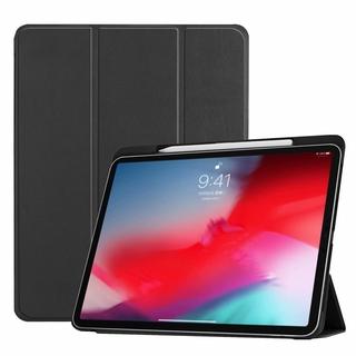 "Kasus Casing iPad Pro 11 Case Apple Pen Slot Pemegang Bisnis Cover iPadPro 11"" Pelindung"