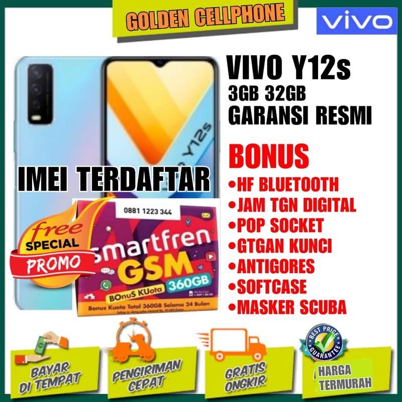 VIVO Y12s & Y12i 3/32 GARANSI RESMI VIVO | Shopee Indonesia