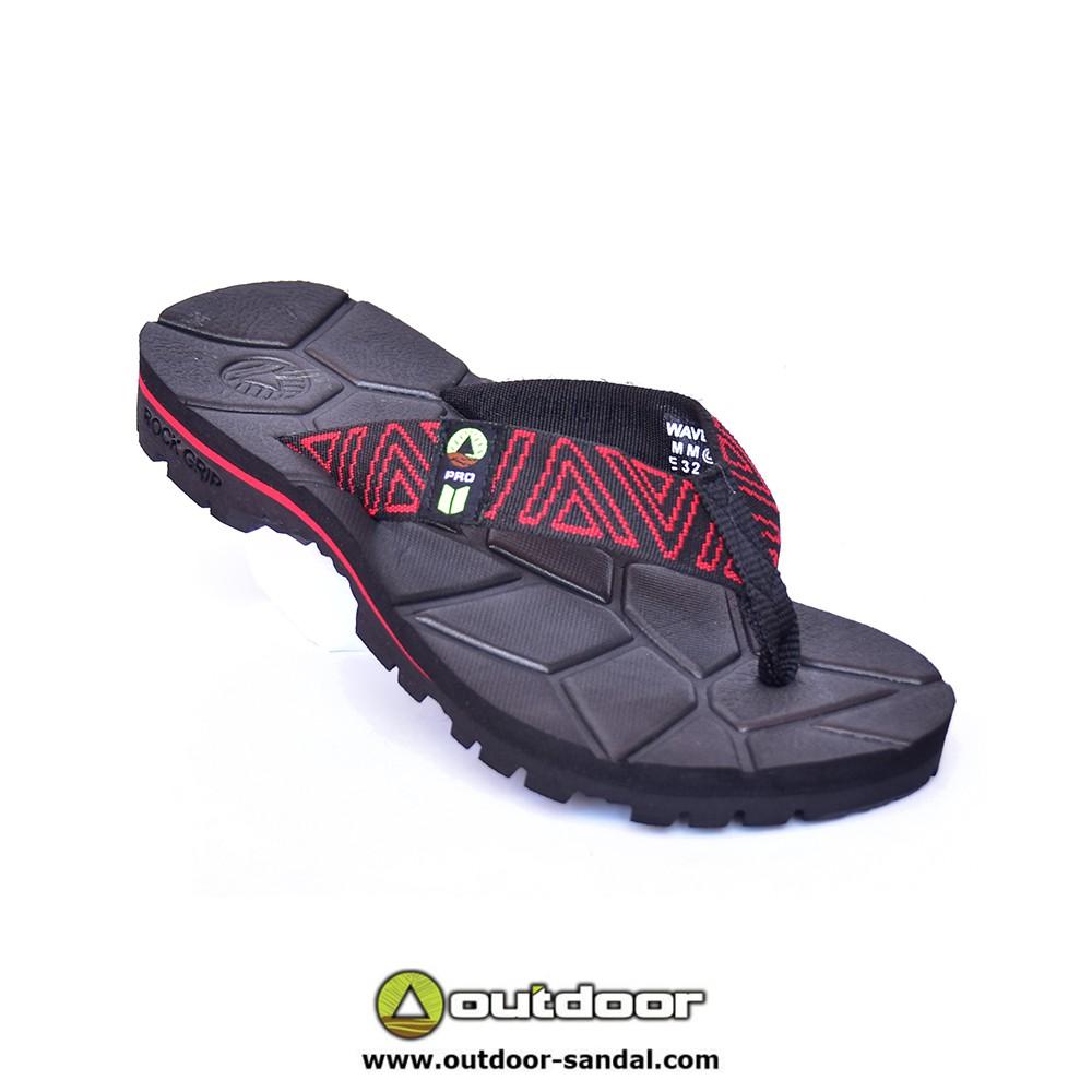 Sandal Pria Outdoor Pro Deuler Mxt Coral Gunung Kuat Awet Catenzo Full Black Wanita Shopee Indonesia