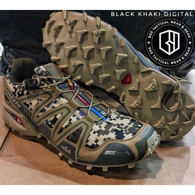 Sepatu Hiking Trekking Outdoor Salomon Import  c0bf40c280