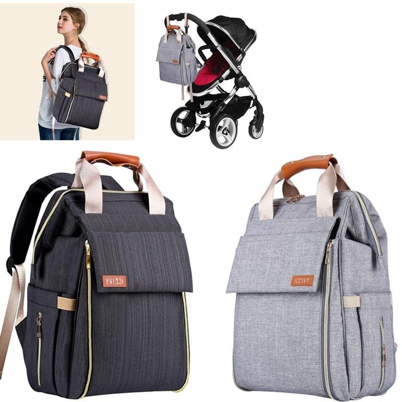 Baby bag Tas perlengkapan Bayi Mommy Maternity Nappy ...