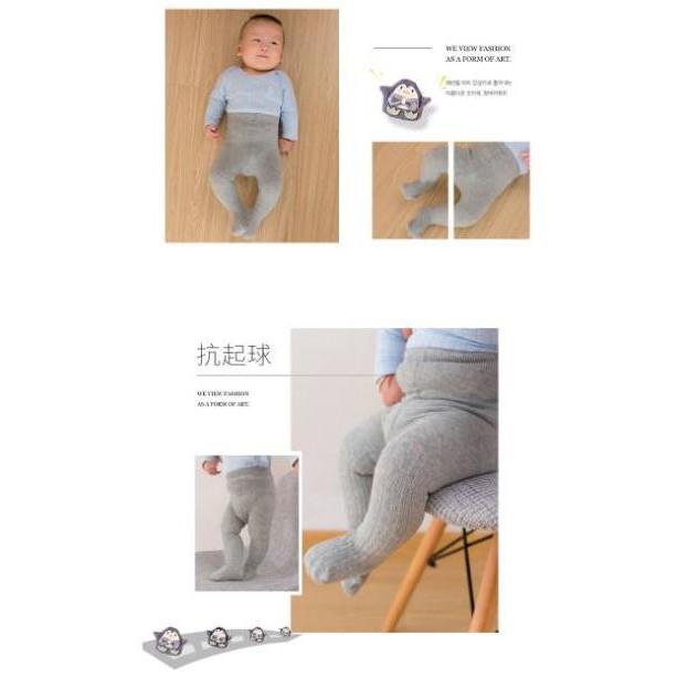 Celana Legging Polos Tertutup Legging Newborn Perempuan Laki Laki Legging Bayi Tutup Kaki Tebal Kod Shopee Indonesia