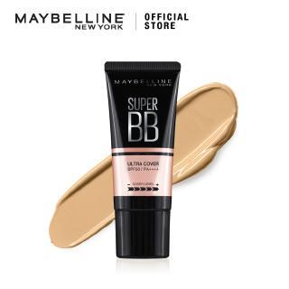Maybelline Super BB Ultra Cover SPF 50 BB Cream (02 Natural) + Fit Me Loose Powder (20 Light Medium) thumbnail