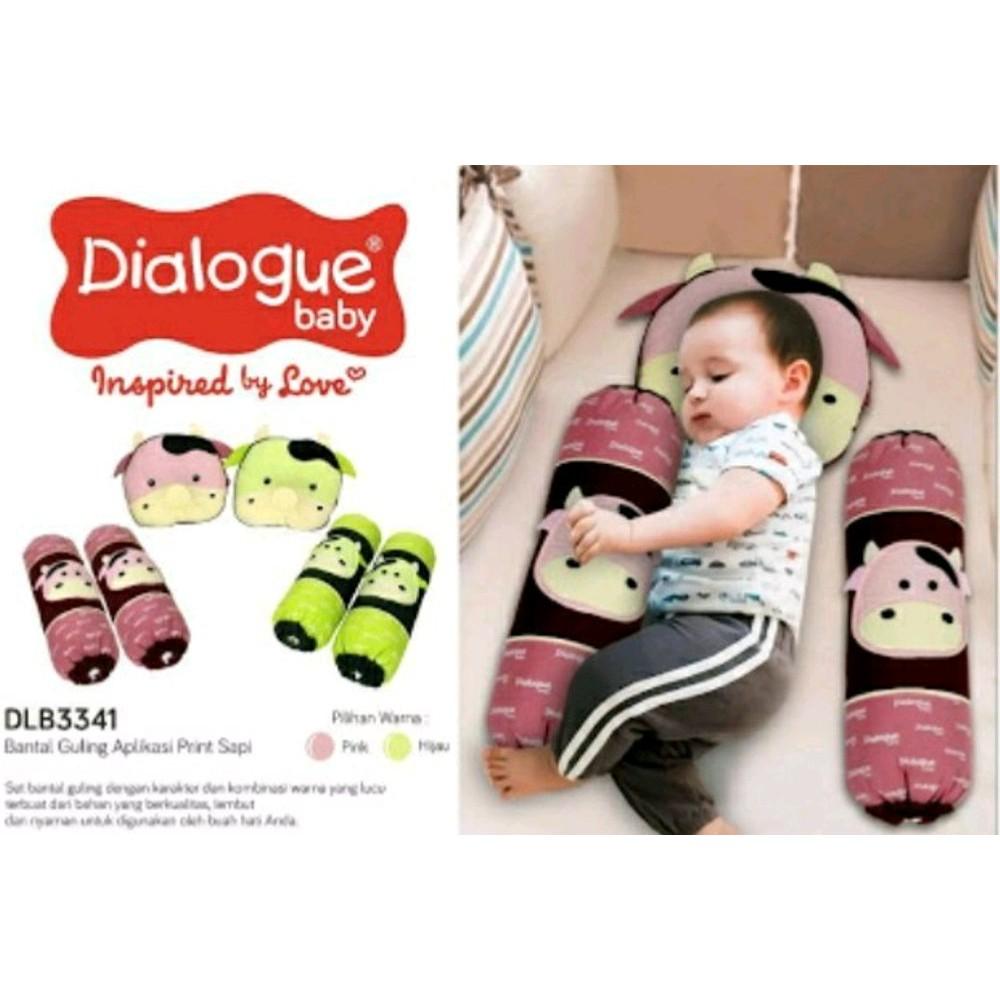 Dialogue Baby Bantal Guling Print Msailor Dlb3333 Harga Dedekbayiku Peyang Renda Dan Johnsons Blossom 100 Gram Bayi Milky Series Dlb 3341 Biel Butique Shopee Indonesia
