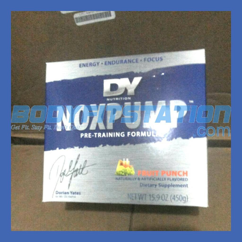 Dorian Yates Noxpump 450 Grams 30 Servings Dy Nox Nutrition Pre Pump Pwo Suplemen Work Workout Shopee Indonesia