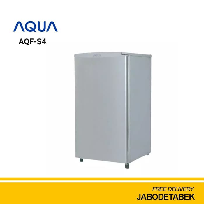 Good Product Freezer Aqua Aqf-S4(S) 5 Rak Freezer Free Ongkir Jabodetabek | Shopee Indonesia