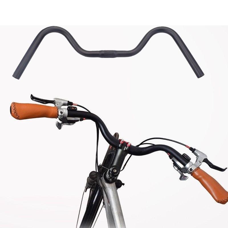 Bicycle Handlebar MTB Mountain Road Bike Bar 25.4mm 540//600mm Aluminium alloy