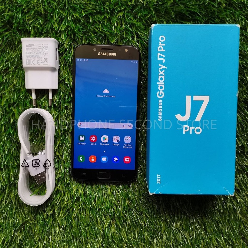 HP SECOND SAMSUNG J7 PRO 3/32GB HANDPHONE SECOND HP SEKEN ANDROID HP BEKAS MURAH