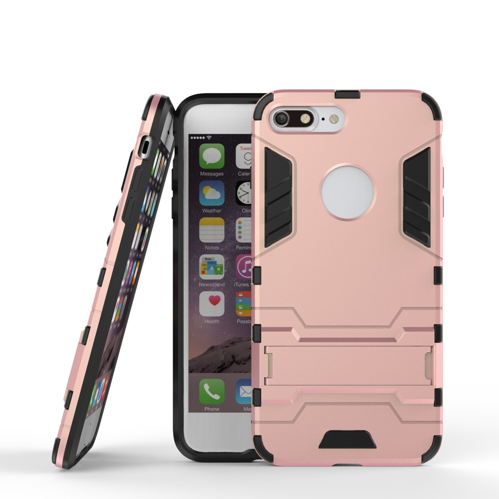 Goospery Iphone 7 Plus Hybrid Dream Bumper Case Shopee Indonesia Samsung S8 Jet Black