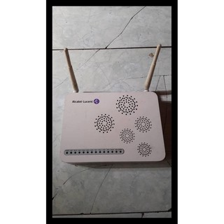 MODEM FIBER OPTIC ALCATEL LUCENT L-240W-A PROMO MURAH | Shopee Indonesia