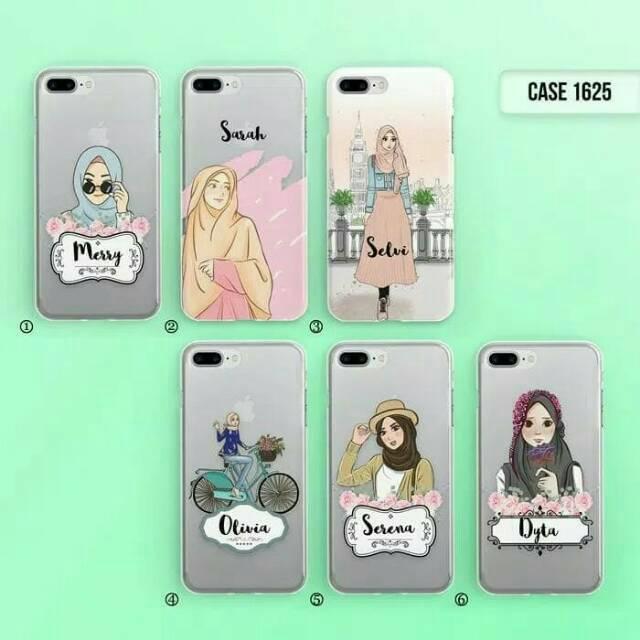 92 Gambar Kartun Muslimah Untuk Case Hp HD Terbaik