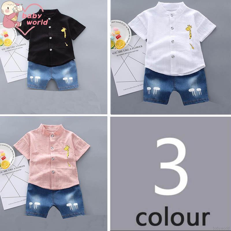 Boys /& Girls Leather Jacket Printed T-Shirts