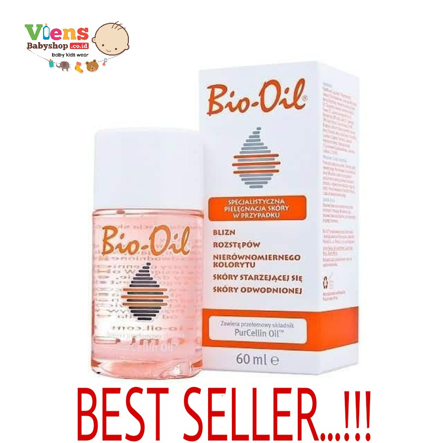 Bio Oil 125ml Shopee Indonesia Perawatan Kulit Stretch Mark