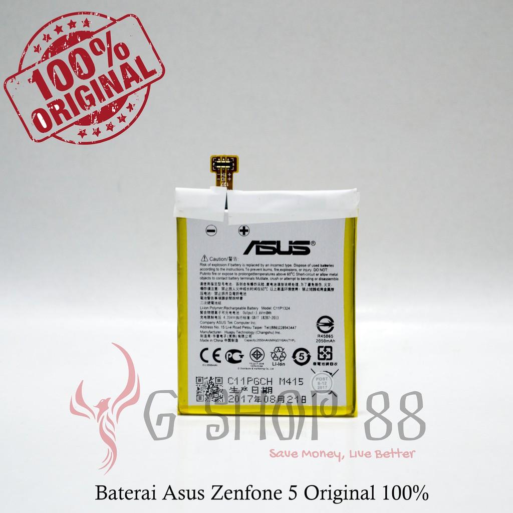 ASUS ZENFONE 5 BATERE / BATERAI / BATRE / BATTERY ORIGINAL ORI 100% | Shopee Indonesia