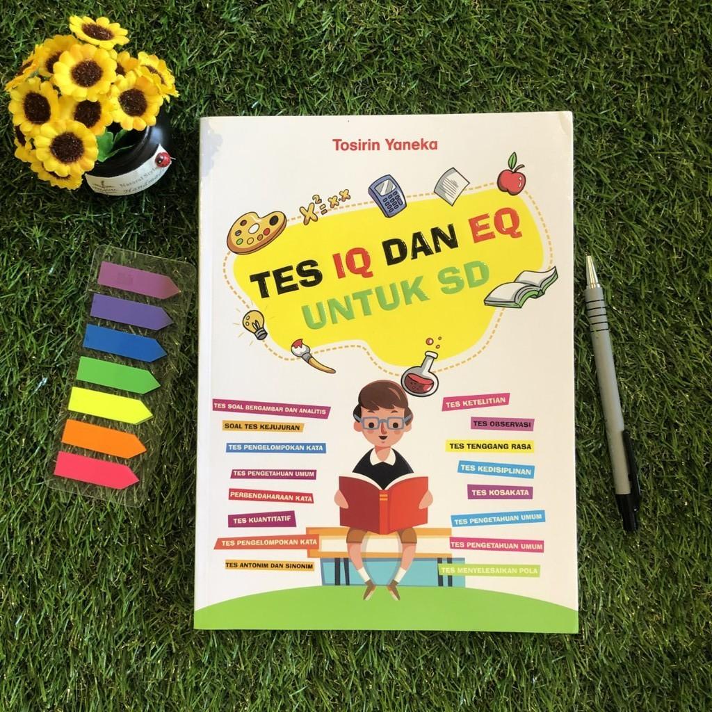 Buku Anak Tes Iq Dan Eq Untuk Sd Shopee Indonesia