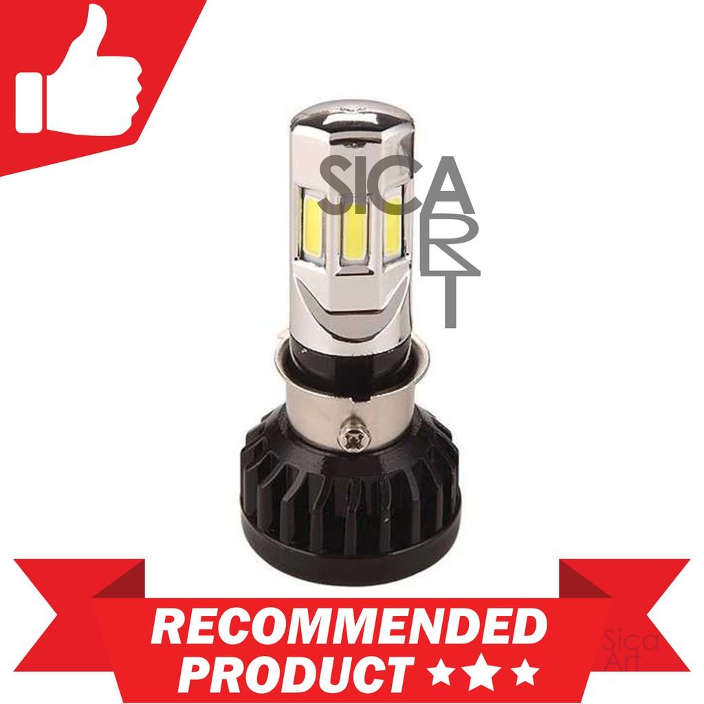 Lampu Led Rtd M11p H4 Original Shopee Indonesia Utama Headlamp H 4
