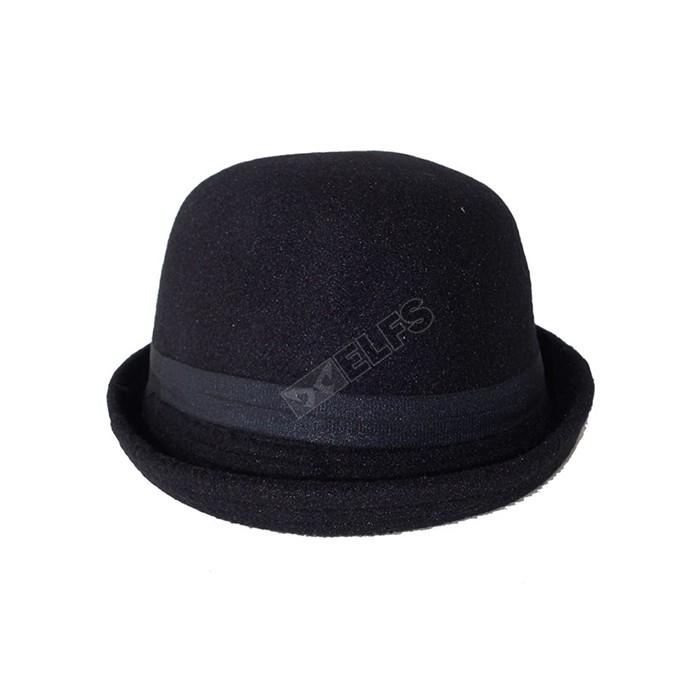 fdf8d657f80 Topi bowler   topi fedora chaplin dewasa