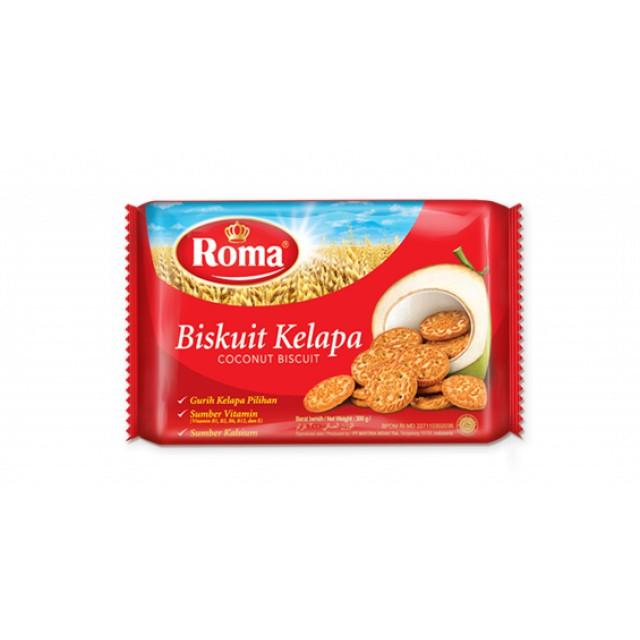 Biskuit Roma Kelapa 300 Gram Shopee Indonesia