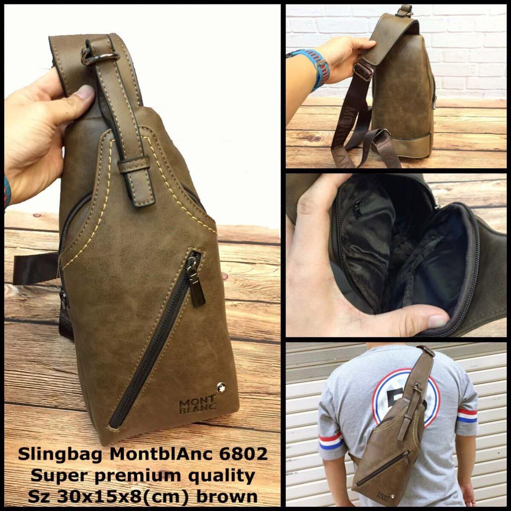 Gratis Ongkir Tas Selempang Pria Kanvas Usb Port Sling Bag Fashion Punggung Dada Waist Smartphone Slempang Canvas Import Shopee Indonesia
