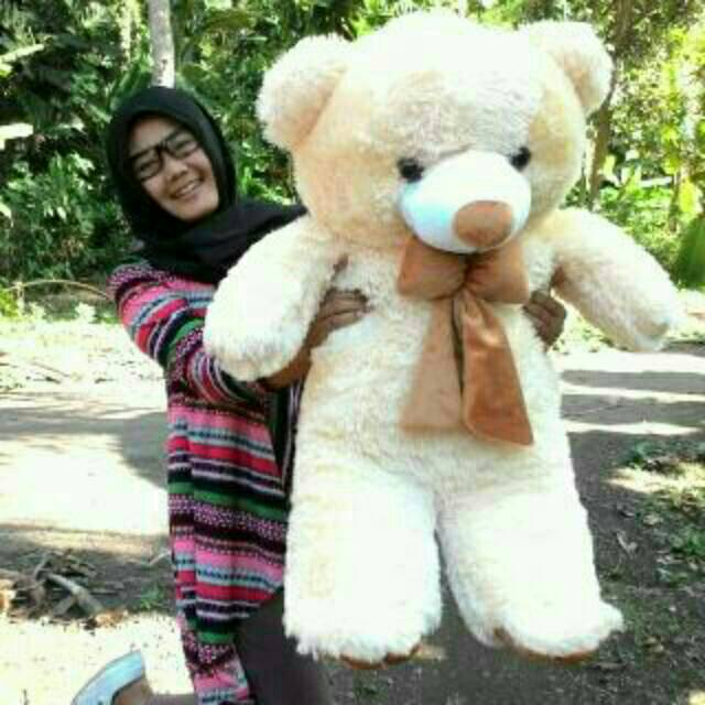 BONEKA TEDDY BEAR JUMBO BIG SIZE SNI  d934e95df1